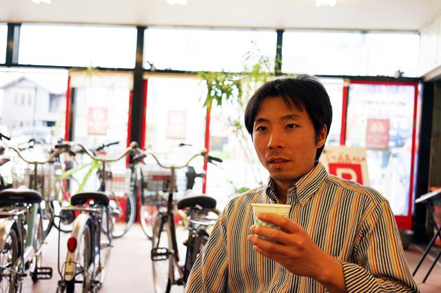 電動自転車 試走14