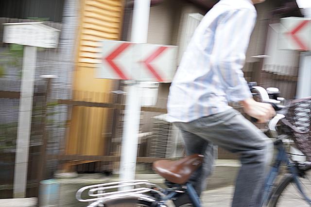 電動自転車 試走10