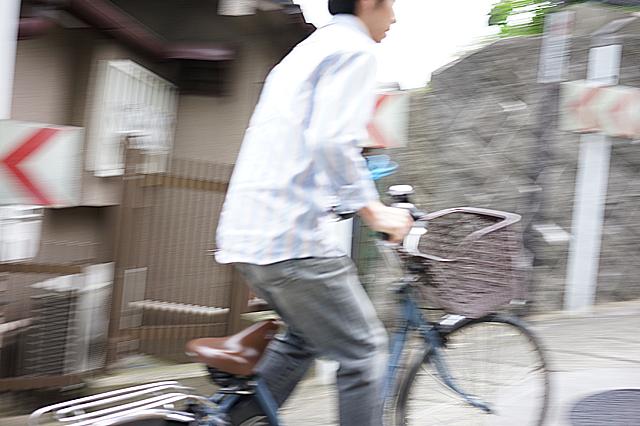 電動自転車 試走11