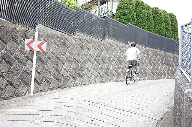 電動自転車 試走13